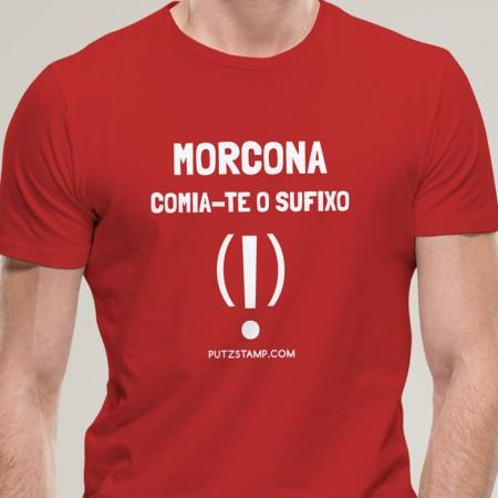 T-SHIRT homem Morcona