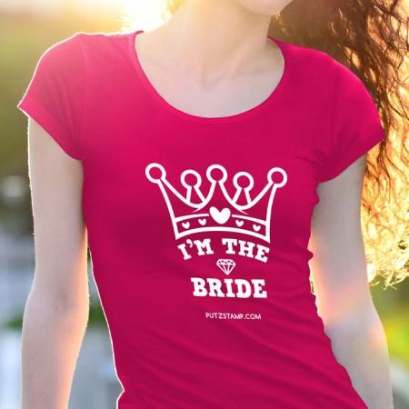 T-SHIRT senhora I'm the Bride