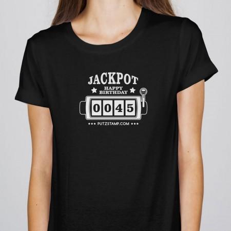 T-SHIRT senhora JACKPOT
