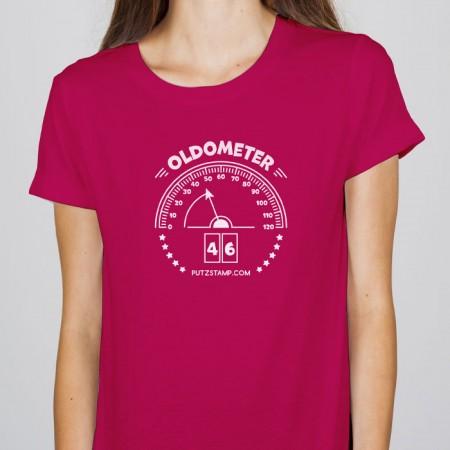 T-SHIRT senhora OLDOMETER
