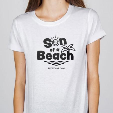 T-SHIRT senhora Son of a Beach