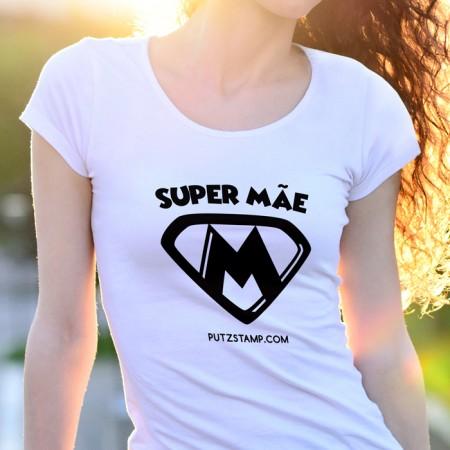 T-SHIRT senhora Super Mãe